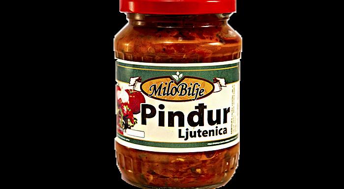 Pindjur_ljutenica
